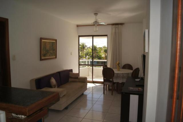 Apartamento Flat frente ao mar em Vilas do Atlântico - Foto 3