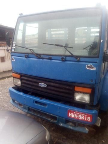 Caminhão vendo ou troco
