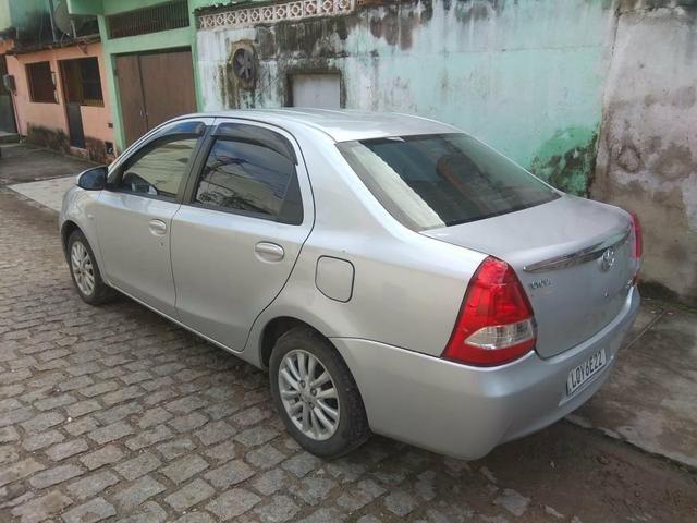 Etios Sedan 1.5 com GNV Quinta geração - Foto 5