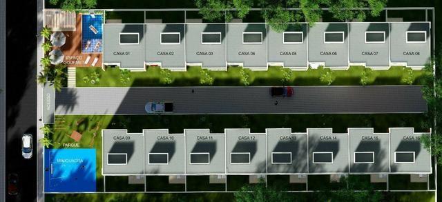 Lançamento Casa de 3 suites em Ipitanga R$ 379.000,00 - Foto 4