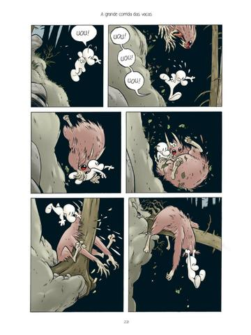 Box Bone Quadrinho - Editora Todavia - Vol. 1, 2 E 3 - Foto 3