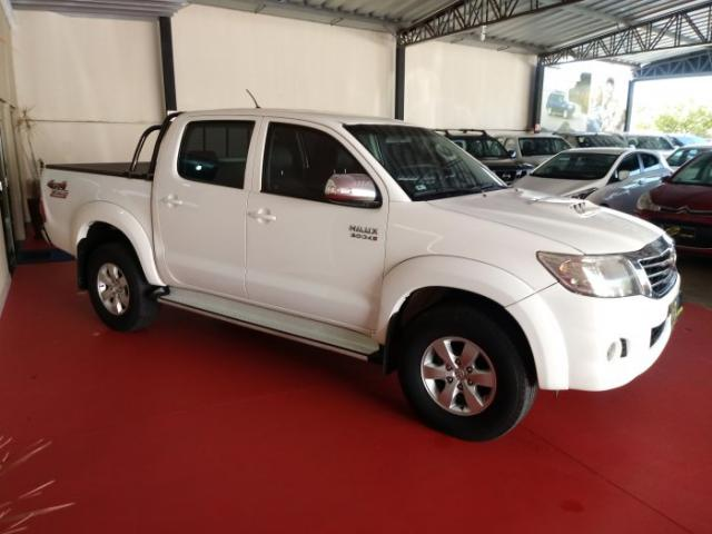 Toyota hilux 2012 3.0 srv top 4x4 cd 16v turbo intercooler diesel 4p automÁtico - Foto 6