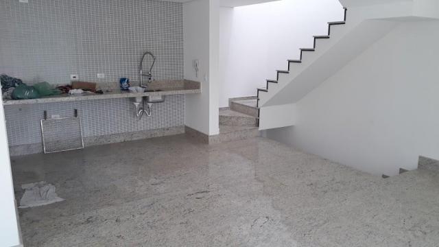 Sobrado à venda, 170 m² por r$ 795.000,00 - jardim - santo andré/sp - Foto 9
