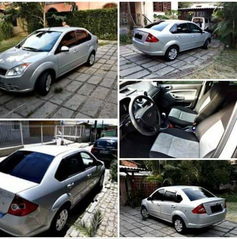 Fiesta sedan 2010. 1.6 flex