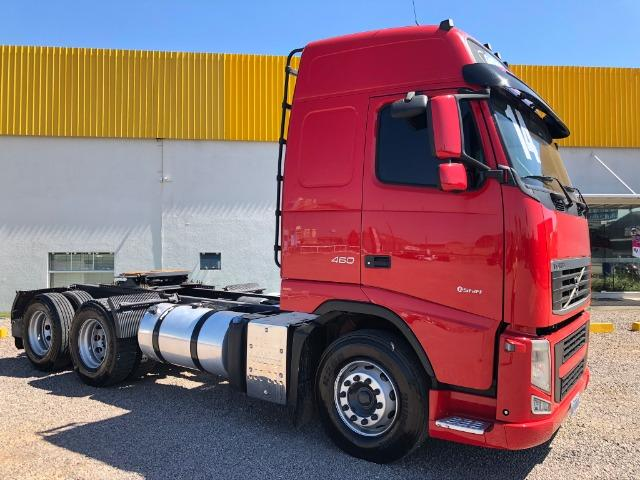Volvo Fh460 6x2 2014 Globetrotter - Foto 3