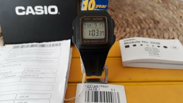 Relógio Casio 50 metros a prova d'água. Valor: 140,00 reais cada. 100% Originais - Foto 6