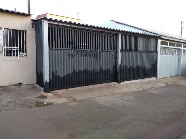 Samir Veras vende linda casa na laje na 208 de Santa Maria só 178 mil - Foto 3