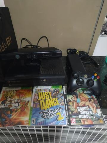 Xbox 360 completo desbloqueado(parcelo no cartão)