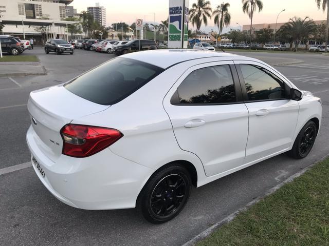 Ford Ka Sedã SEL 1.5 2015 COMPLETO - Foto 4