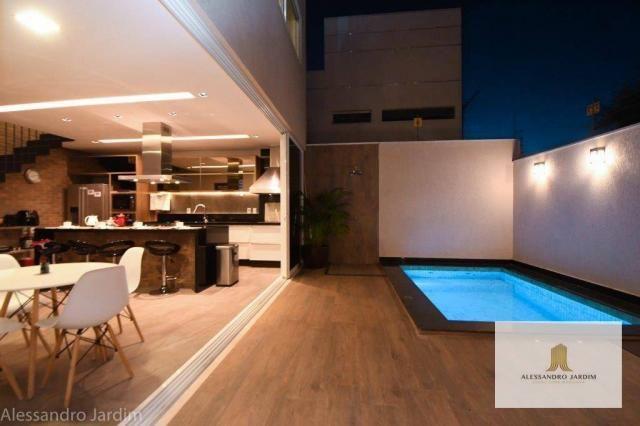 A casa mais bonita do Guará! Com piscina, nova! - Foto 16