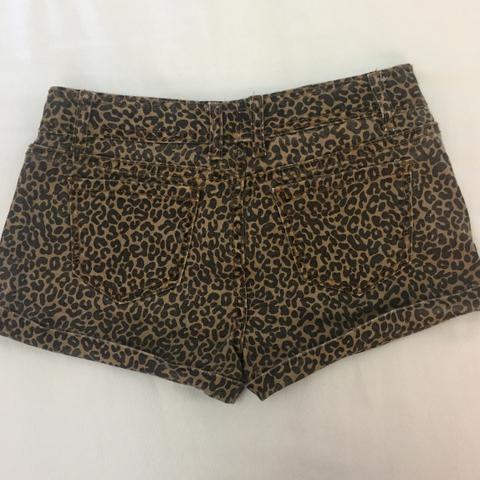Short jeans oncinha - Foto 2