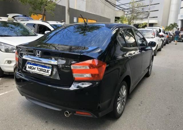 Honda City EX 1.5 aut. 2013 , Preto - Foto 2