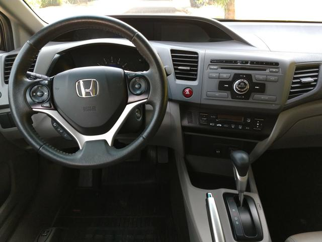 Honda Civic LXR 2.0 Automático - 2014 - Foto 15