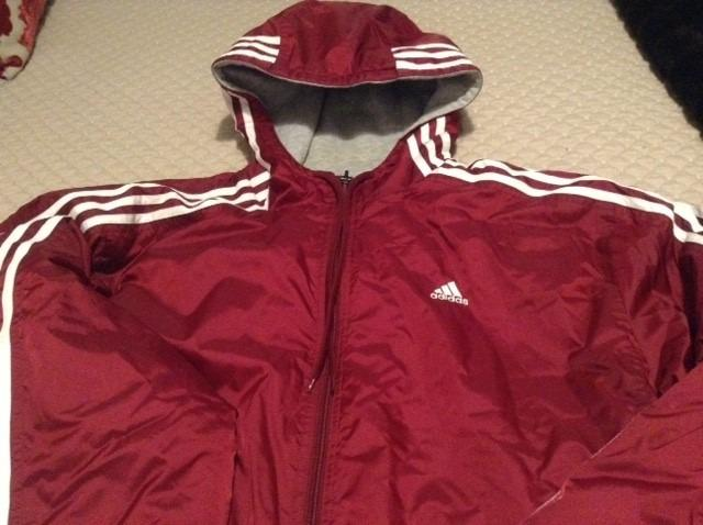 Jaqueta Adidas Original - Tam G - Foto 2