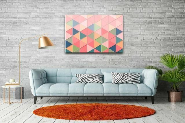 Quadros Decorativos canvas Abstratos e mais de 5 mil imagens - Foto 2