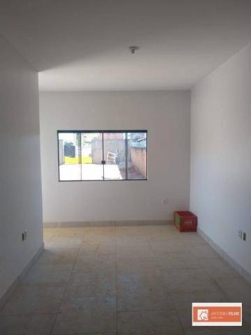 QSC 21 Taguatinga sul Casa nova 2 Qtos 10 Vagas ótimo espaço lote 360 metros - Foto 7