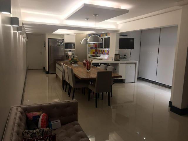 Apartamento com 3 dormitórios à venda, 122 m² por r$ 850.000 - bairro jardim - santo andré - Foto 3