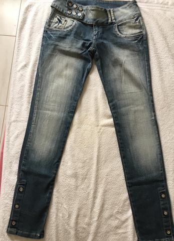 Calça jeans núm:40 - Foto 3