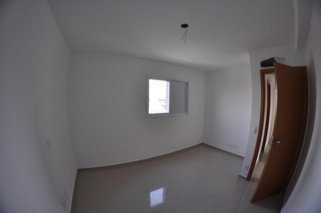 Apartamento com 3 dormitórios à venda, 95 m² por r$ 520.000 - vila assunção - santo andré/ - Foto 5