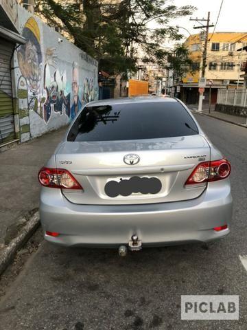 Toyota Corolla 2012 Automático - Foto 4