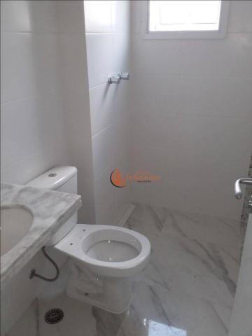 Apartamento à venda, 53 m² por r$ 345.900,00 - jardim - santo andré/sp - Foto 16