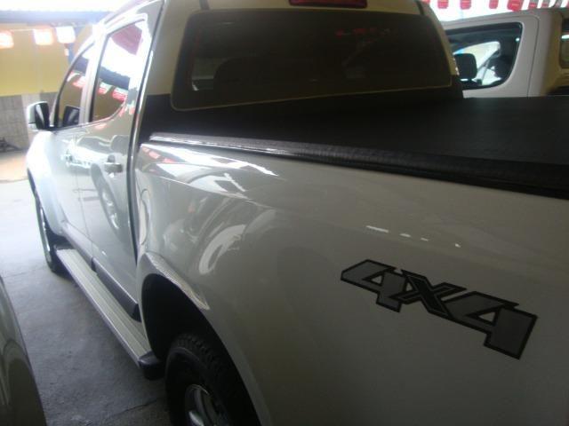 Gm - Chevrolet S10 LT 4x4 Aut 2014/14 Branca - Foto 8