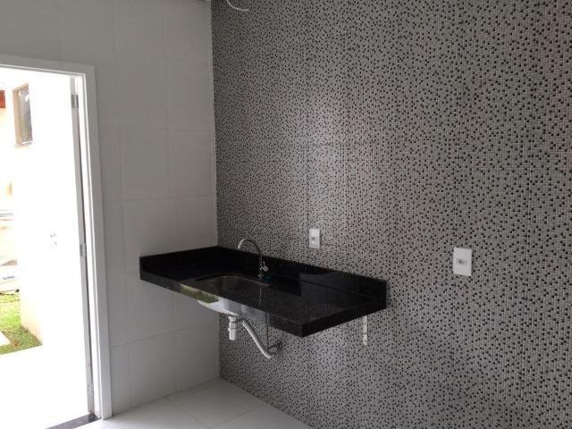 Vendo casa em condomínio fechado próximo a BR 316, 3 quartos - Foto 6