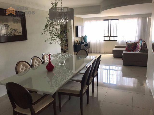 Apartamento com 3 dormitórios à venda, 235 m² por R$ 670.000 - Tirol - Natal/RN - Foto 15
