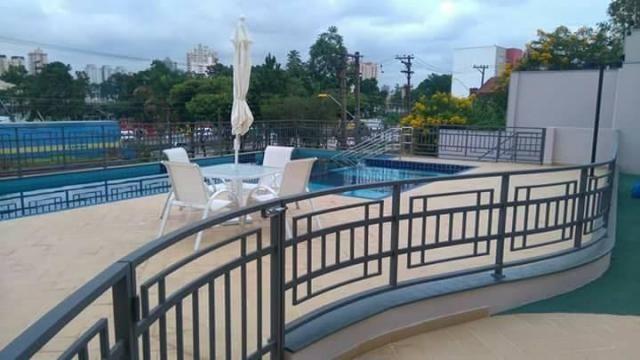 Apartamento com 3 dormitórios à venda, 69 m² por r$ 440.000 - vila humaitá - santo andré/s - Foto 17