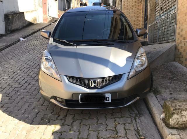 Vendo Honda Fit Ex 2011 automático