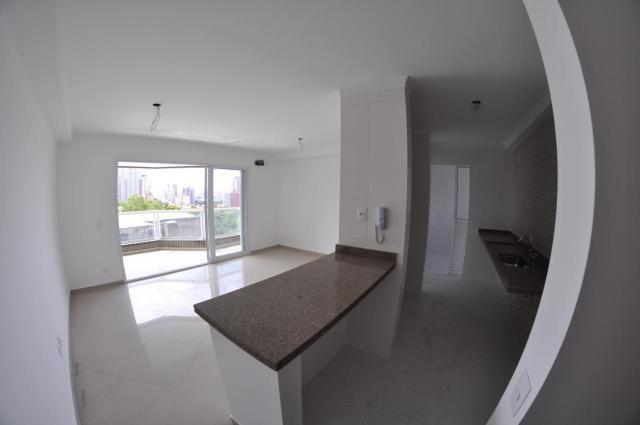 Apartamento com 3 dormitórios à venda, 95 m² por r$ 520.000 - vila assunção - santo andré/ - Foto 9