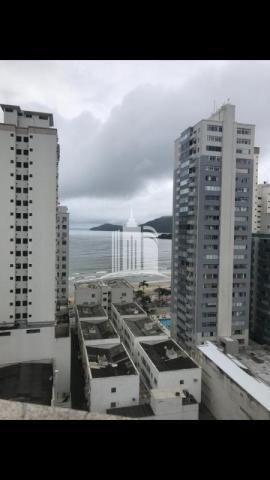 Apartamento 02 dormitórios no columbus tower quadra do mar com vista com a av. brasil ! - Foto 2