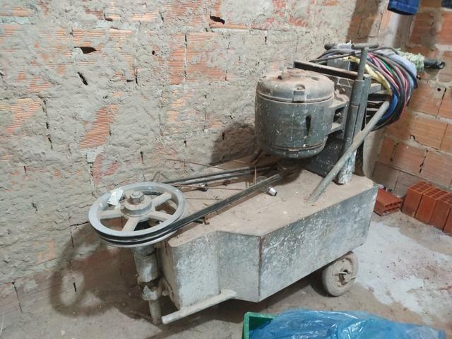 Máquina de granito