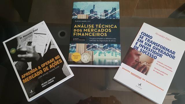 Livros Mercado Financeiro