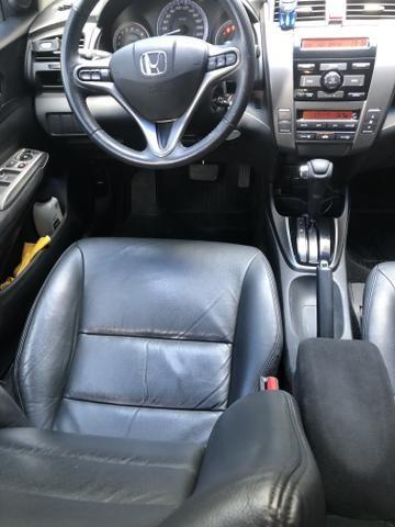 Honda City EX 1.5 aut. 2013 , Preto - Foto 12