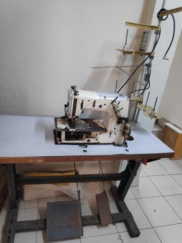 Vendo máquina base plana mansão - Foto 3