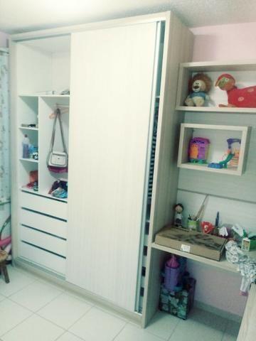 Apartamento Semi Mobiliado no Condomínio Villa Jardim Orquídea 3 Qts - Foto 20