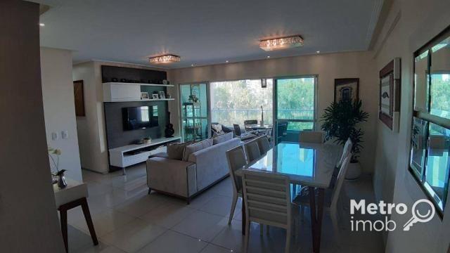 Apartamento com 3 quartos à venda, 127 m² por R$ 700.000 - Jardim Renascença - São Luís/MA - Foto 11
