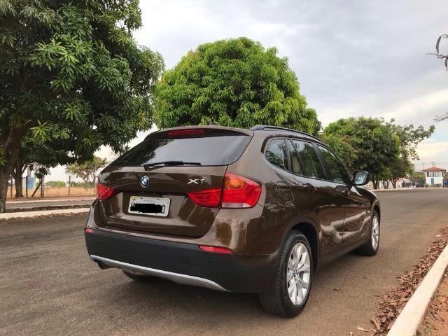 BMW X1 SDrive 18i Marrom - Foto 4