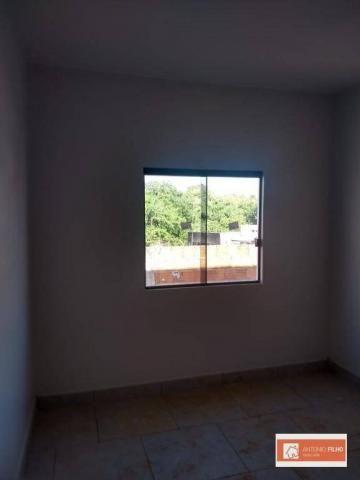 QSC 21 Taguatinga sul Casa nova 2 Qtos 10 Vagas ótimo espaço lote 360 metros - Foto 13