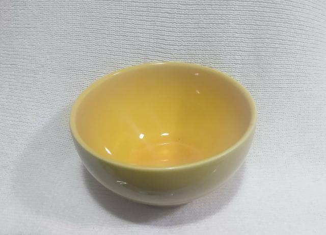Tigela Bowl 600ml amarela - Foto 3