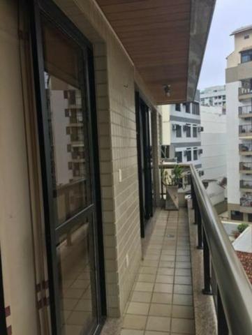Excelente Apartamento 130m² Vaga de Garagem e Dependência Completa Rua Dna Delfina Tijuca - Foto 5