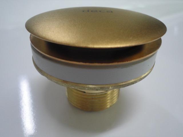 Válvula de escoamento Deca - Black Matte - Black Noir - Gold Matte - Red Gold - Foto 4