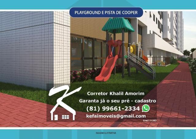 Novo Lançamento - Mensais de R$499,00 - Luar do Parque, 2 qts a partir de 259mil - Foto 9