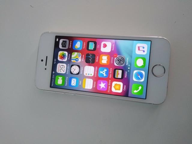 IPhone 5s 16 novinho - Foto 3