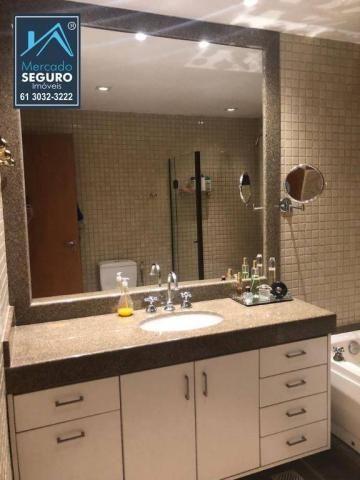 Cobertura para alugar, 370 m² por R$ 15.000,00/mês - Asa Sul - Brasília/DF - Foto 18