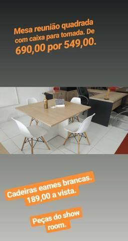Mesas e cadeiras Escritório - Foto 4