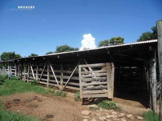 Fazenda à venda, 800000 m² por R$ 550.000,00 - Zona Rural - Nossa Senhora do Livramento/MT - Foto 16