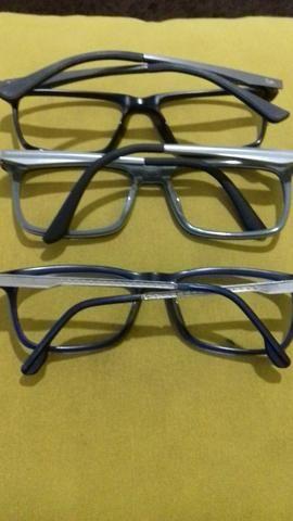 f0d9be93e27cc Armação para óculos de grau - Bijouterias