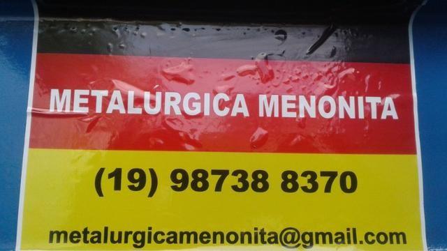 Prensa(Prensas) Enfardadeira Tipo Jacaré $29.999 MetalurgicaMenonita - Foto 4